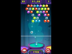 Онлайн игра Стрельба по шарикам: Хэллоуин (Bubble Shooter: Halloween) (изображение №12)