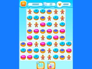 Онлайн игра Куки Краш: Три печенья в ряд (Cookie Crush) (изображение №3)