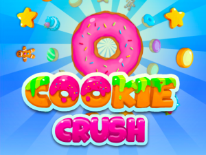 Онлайн игра Куки Краш: Три печенья в ряд (Cookie Crush) (изображение №1)