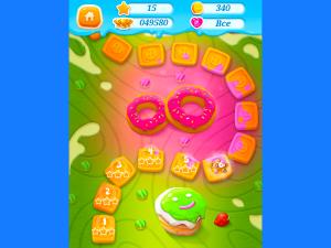 Онлайн игра Куки Краш: Три печенья в ряд (Cookie Crush) (изображение №4)