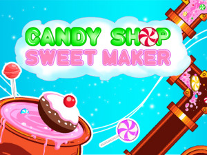 Онлайн игра Кондитерская: Производство конфет (Candy Shop Sweets Maker) (изображение №1)
