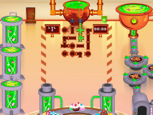 Онлайн игра Кондитерская: Производство конфет (Candy Shop Sweets Maker) (изображение №9)