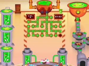 Онлайн игра Кондитерская: Производство конфет (Candy Shop Sweets Maker) (изображение №5)