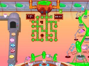 Онлайн игра Кондитерская: Производство конфет (Candy Shop Sweets Maker) (изображение №3)