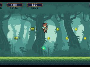 Онлайн игра Сокровища Джунглей (Jungle Treasure) (изображение №9)