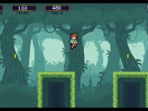 Онлайн игра Сокровища Джунглей (Jungle Treasure) (изображение №8)