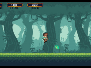 Онлайн игра Сокровища Джунглей (Jungle Treasure) (изображение №7)