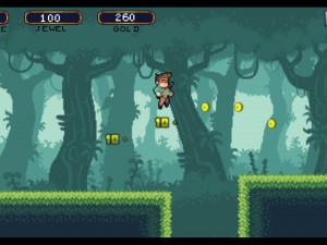 Онлайн игра Сокровища Джунглей (Jungle Treasure) (изображение №5)