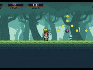 Онлайн игра Сокровища Джунглей (Jungle Treasure) (изображение №4)