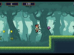 Онлайн игра Сокровища Джунглей (Jungle Treasure) (изображение №2)