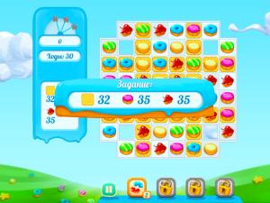 Онлайн игра Куки Краш 2 (Cookie Crush 2) (изображение №4)