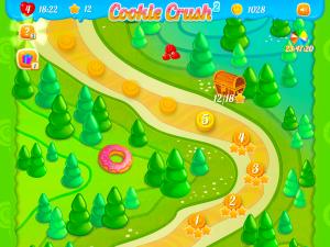 Онлайн игра Куки Краш 2 (Cookie Crush 2) (изображение №5)