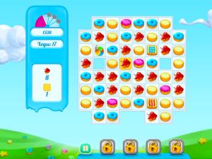 Онлайн игра Куки Краш 2 (Cookie Crush 2) (изображение №3)