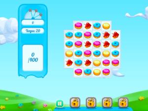 Онлайн игра Куки Краш 2 (Cookie Crush 2) (изображение №2)