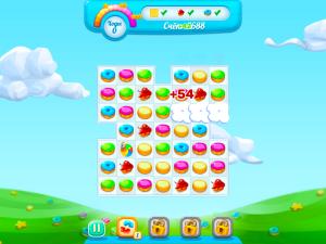 Онлайн игра Куки Краш 3 (Cookie Crush 3) (изображение №4)