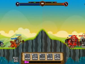 Онлайн игра Защита замка: Столкновение орков (Clash of Orcs) (изображение №3)