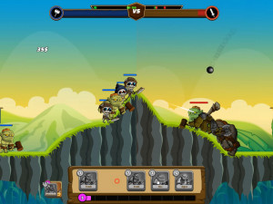 Онлайн игра Защита замка: Столкновение орков (Clash of Orcs) (изображение №4)