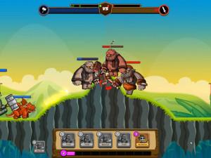 Онлайн игра Защита замка: Столкновение орков (Clash of Orcs) (изображение №5)