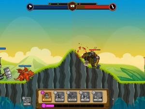 Онлайн игра Защита замка: Столкновение орков (Clash of Orcs) (изображение №6)