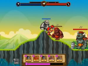 Онлайн игра Защита замка: Столкновение орков (Clash of Orcs) (изображение №7)