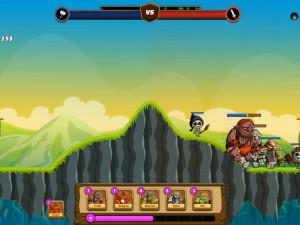 Онлайн игра Защита замка: Столкновение орков (Clash of Orcs) (изображение №8)