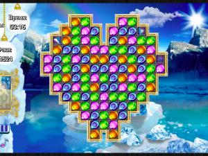 Онлайн игра Снежная Королева (Snow Queen) (изображение №4)