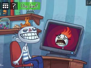 Онлайн игра Троллфейс квест: Видео Мемы и ТВ Шоу: Часть 2 (Troll Face Quest: Video Memes and TV Shows: Part 2) (изображение №24)