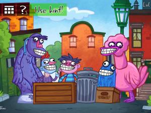 Онлайн игра Троллфейс квест: Видео Мемы и ТВ Шоу: Часть 2 (Troll Face Quest: Video Memes and TV Shows: Part 2) (изображение №4)