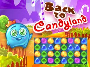 Онлайн игра Возвращение в Страну Конфет (Back To Candyland - Episode 1) (изображение №1)