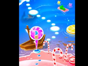 Онлайн игра Возвращение в Страну Конфет 3: Сладкая Река (Back To Candyland 3: Sweet River) (изображение №7)