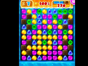 Онлайн игра Возвращение в Страну Конфет 3: Сладкая Река (Back To Candyland 3: Sweet River) (изображение №3)
