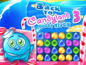 Онлайн игра Возвращение в Страну Конфет 3: Сладкая Река (Back To Candyland 3: Sweet River) (изображение №1)