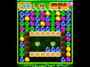 Онлайн игра Возвращение в Страну Конфет 4: Cад Леденцов (Back To Candyland 4: Lollipop Garden) (изображение №2)