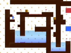 Онлайн игра Векс 3 (Vex 3) (изображение №7)