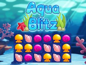Онлайн игра Аква Блиц (Aquablitz) (изображение №1)