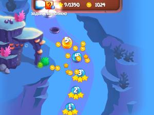 Онлайн игра Аква Блиц (Aquablitz) (изображение №4)
