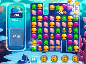 Онлайн игра Аква Блиц (Aquablitz) (изображение №6)