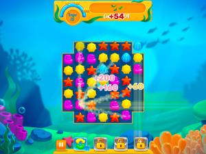 Онлайн игра Аква Блиц 2 (Aqua Blitz 2) (изображение №2)