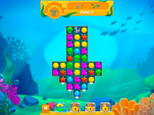 Онлайн игра Аква Блиц 2 (Aqua Blitz 2) (изображение №6)