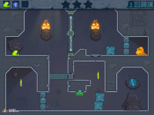 Онлайн игра Трансморфер 3 (Transmorpher 3: Ancient Alien) (изображение №5)