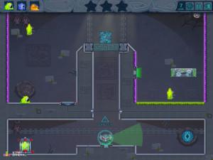 Онлайн игра Трансморфер 3 (Transmorpher 3: Ancient Alien) (изображение №11)