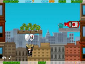 Онлайн игра Амиго Панчо 2: Нью-Йоркская Вечеринка (Amigo Pancho 2: New York Party) (изображение №10)