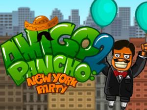 Онлайн игра Амиго Панчо 2: Нью-Йоркская Вечеринка (Amigo Pancho 2: New York Party) (изображение №7)