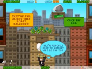 Онлайн игра Амиго Панчо 2: Нью-Йоркская Вечеринка (Amigo Pancho 2: New York Party) (изображение №2)