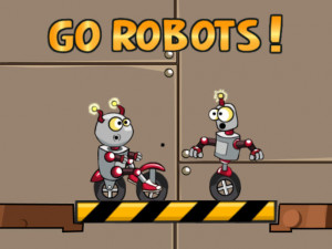 Онлайн игра Роботы Вперед (Go Robots) (изображение №1)
