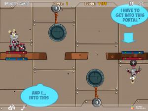 Онлайн игра Роботы Вперед (Go Robots) (изображение №10)