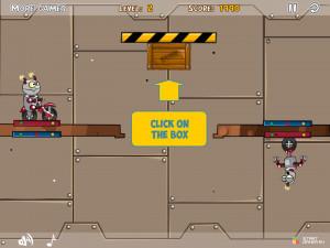 Онлайн игра Роботы Вперед (Go Robots) (изображение №9)