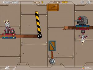 Онлайн игра Роботы Вперед (Go Robots) (изображение №8)
