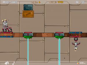 Онлайн игра Роботы Вперед (Go Robots) (изображение №6)