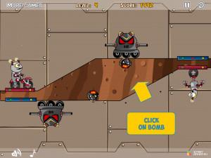Онлайн игра Роботы Вперед (Go Robots) (изображение №5)